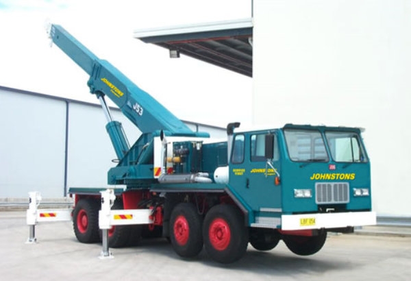 Maximum lifting capacity and manoeuvrability