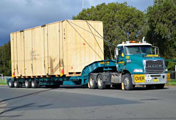 Quad Axel Low Loader